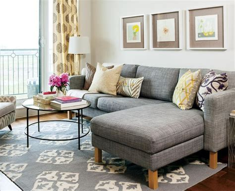 small living room ideas with sectional sofa 20 of the best small living room ideas grey