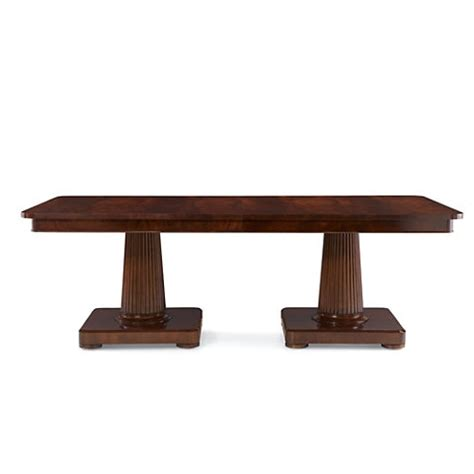 mayfair pedestal dining table dining tables