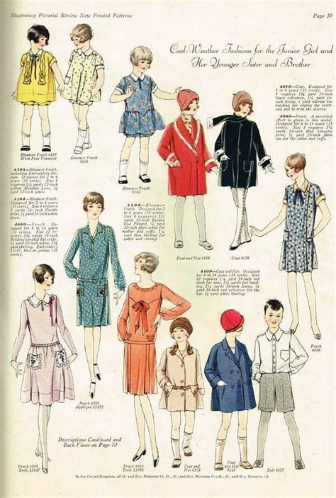 sewing pattern catalogs 1920s pictorial review fashion book sewing pattern catalog