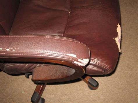 chairs failing    paint  fix  leather