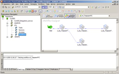 workflow manager in informatica informatica powercenter workflow manager 28 images