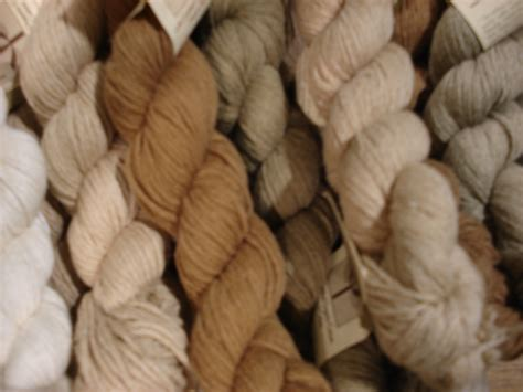 Colored Cotton organic cotton yarn cotton clouds talk
