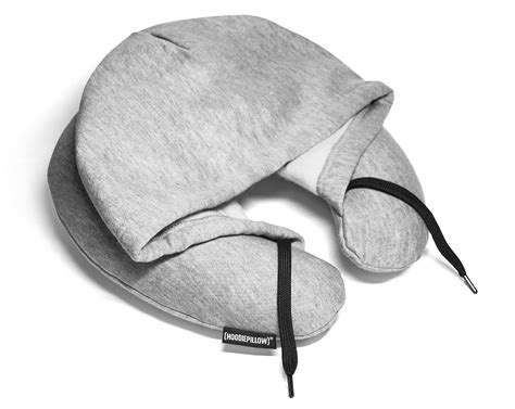 Airplane Pillow With Hoodie by Hoodie Pillow Travel Hacks 21 Things That Will Make