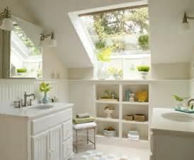 Badezimmer Ideen Dachgeschoss M 246 Chten Sie Ein Traumhaftes Dachgeschoss Einrichten 40