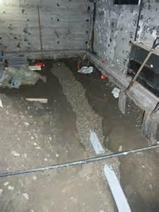 comment trouver drain sous sol