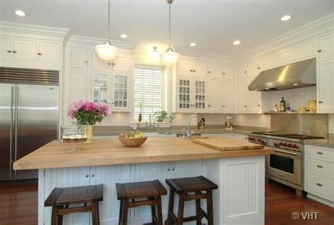 white kitchen island with butcher block top appealing walnut butcher block island design ideas of white kitchen with top wingsberthouse
