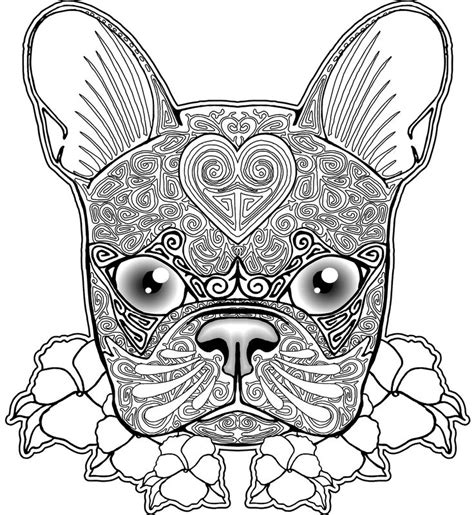 boston terrier coloring page background coloring boston