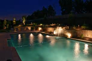 Pool Landscape Lighting Lighting Pools And Pool Areas Outdoor Lighting Perspectives Of Northern New Jersey