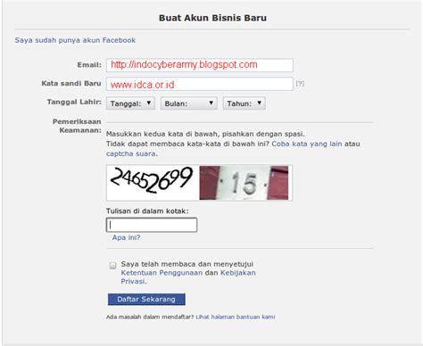 buat akun facebook hantu cara membuat akun hantu blank name facebook 2014