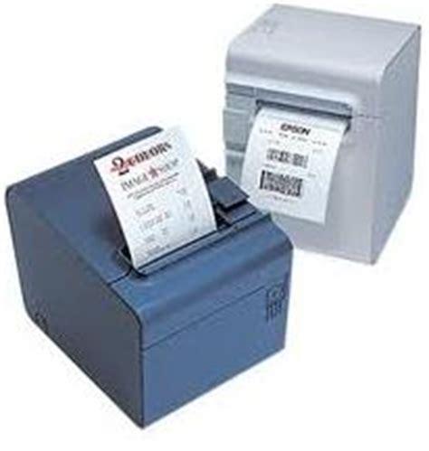 Printer Barcode Epson epson tm l90 thermal label and barcode printer epson tml90