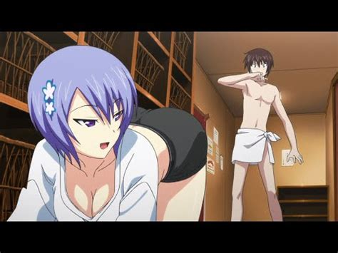 heroine locker wallpaper top 25 anime ecchi harem comedy 2016 p3 youtube