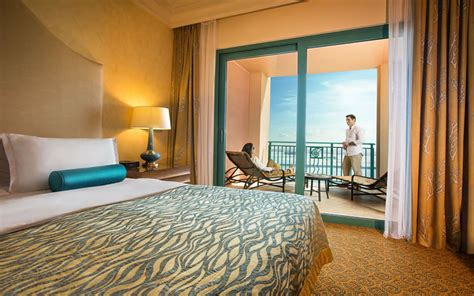 Terrace One Bedroom View by Atlantis Dubai The Palm Dubai Honeymoon Packages