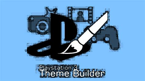 ps3 theme maker online ps3 theme builder theme creator xross media simulator
