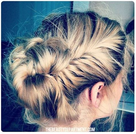 updo hairstyles everyday 12 simple fishtail braid hairstyles pretty designs