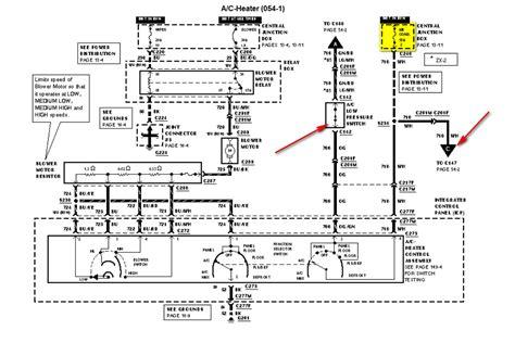 wiring diagram ac pressure switch alexiustoday