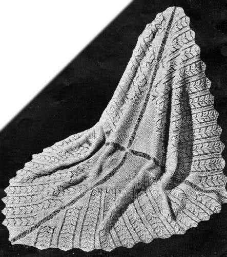 leaf pattern baby shawl free knitting pattern rose leaf baby shawl diy ideas