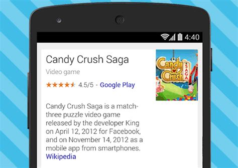 google adds video game data to knowledge graph in search