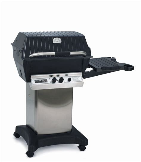Gasoline Shelf by Broilmaster Premium Gas Grill Pkg5 Stainless Cart Base