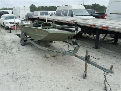 boat auctions houston auto auction ended on vin buj739111001 2001 trac boat in