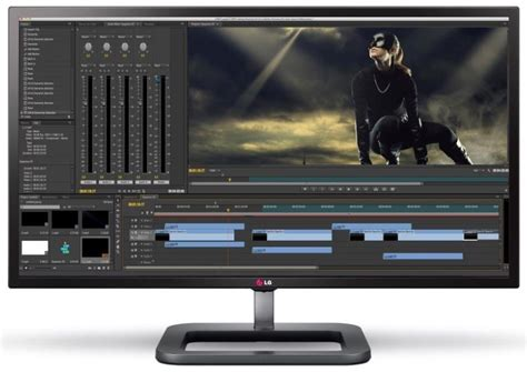 color grading monitor affordable grading monitors jonny elwyn editor