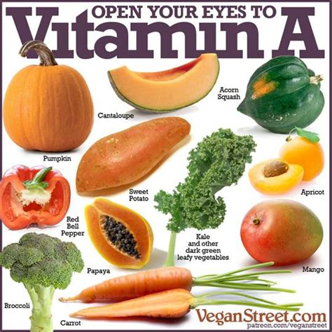 vegetables vitamins the best food sources for all the vitamins you need
