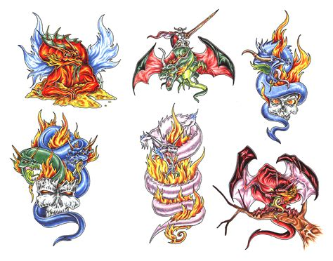 dragon flash tattoo designs japanese tattoos tattoos