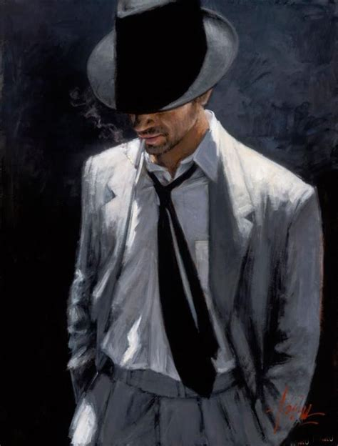 paint man fabian perez 1967 male painting tutt art pittura