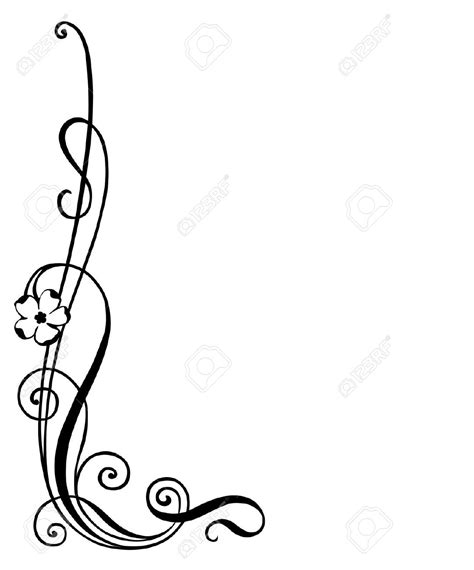 clip cornici clipart cornici clipart collection cornice floreale in