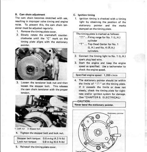 28 82 maxim xj550 service manual 34396 1981 yamaha