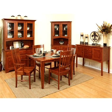 Dining Room Furniture Made In Usa Amish Sherwood Sideboard Solid Wood Made In Usa American Eco Furniture