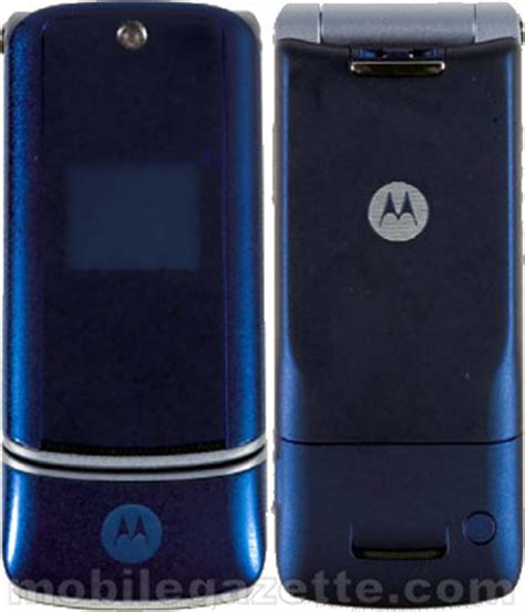 Motorola Krzr K1 Canary Coming Soon by Motorola K1 Quot Canary Quot Preview Mobile Gazette Mobile