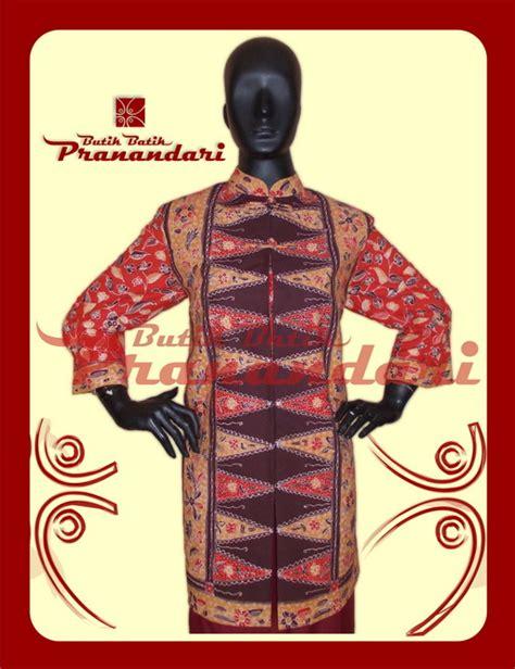 butik batik pranandari baju jadi batik pria dan wanita