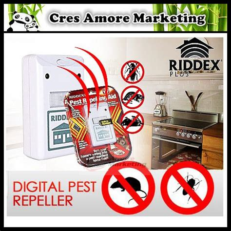 Jual Pest Reject Original by Free Gift Original Riddex Pest Rep End 11 9 2019 4 15 Am