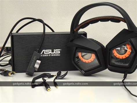 Headset Asus Strix Pro asus strix pro gaming headset review royal rumble ndtv gadgets360