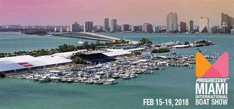 miami boat show 2018 schedule 2018 miami boat show display boats intermarine