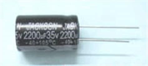 que es capacitor polarizado 4et3ok2012g8 capacitores