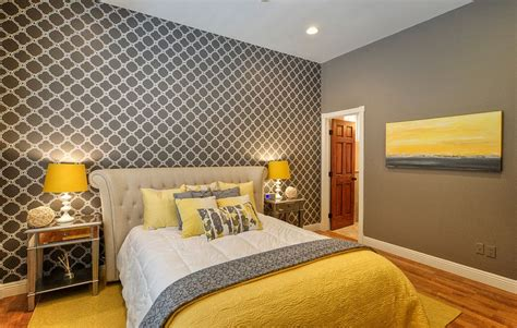 yellow  give  bedroom  cheery vibe