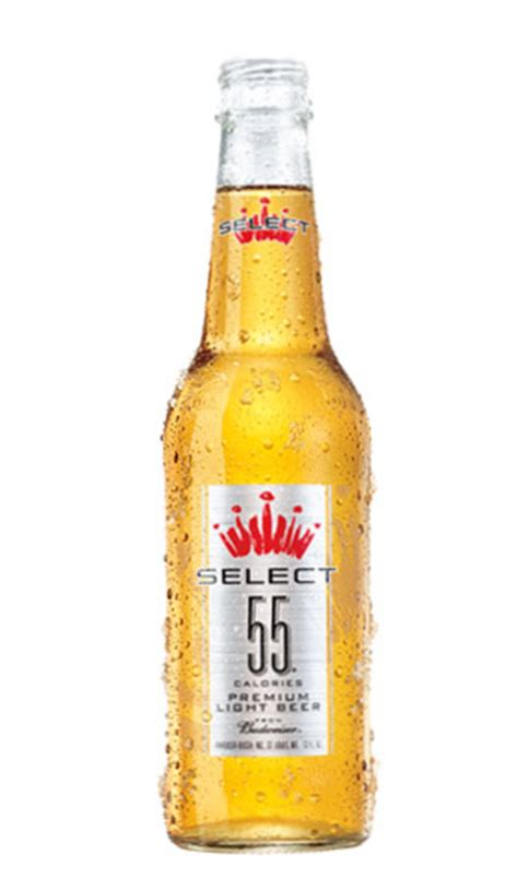 Carbs Bud Light by Budweiser Select 55 Light Low Carb