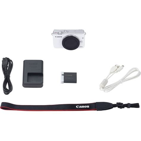 Canon Eos M10 Kit 15 45mm Is Stm Putih Kamera Mirrorless canon eos m10 15 45mm is stm kit white mirrorless cameras photopoint