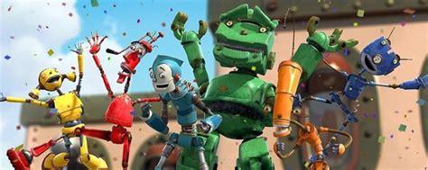 robots franchise   voice actors