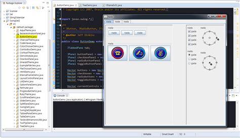 java swing pack programing 10day java