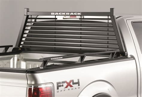 backrack louvered cab guards