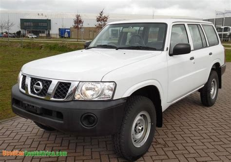 used nissan patrol for sale in south africa 2004 nissan patrol 4x4 suv rhd used car for sale in sun