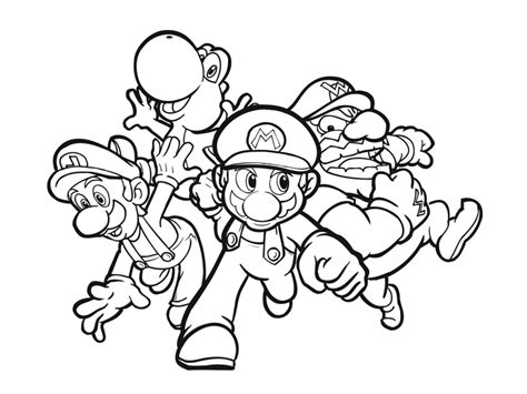 mario maker coloring page coloriage mario 224 imprimer des dessins gratuits du jeu vid 233 o