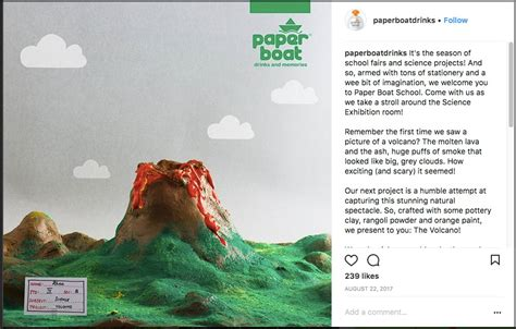 paper boat drinks gift pack paper boat drinks instagram marketing promotions