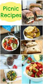 picnic recipes summer collection moms munchkins
