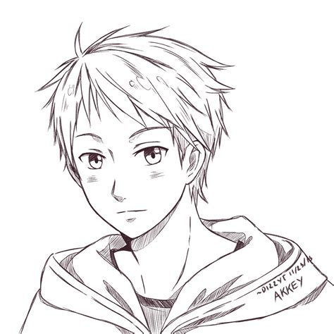 sketchbook digital digital sketch kyoukai no kanata s akkey by dizzyt on