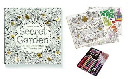 secret garden coloring book dubai secret garden and enchanted forest s colouring books