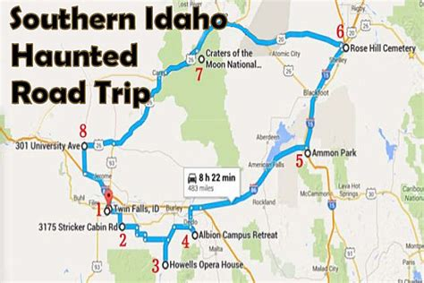 8 Gravesites Of Id To Visit by 8 Haunted Places To Visit In Southern Idaho