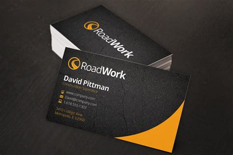 builders business cards psd templates 45 free psd business card templates smashingapps